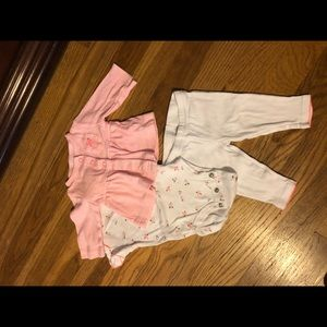 Other - 2 Newborn outfits